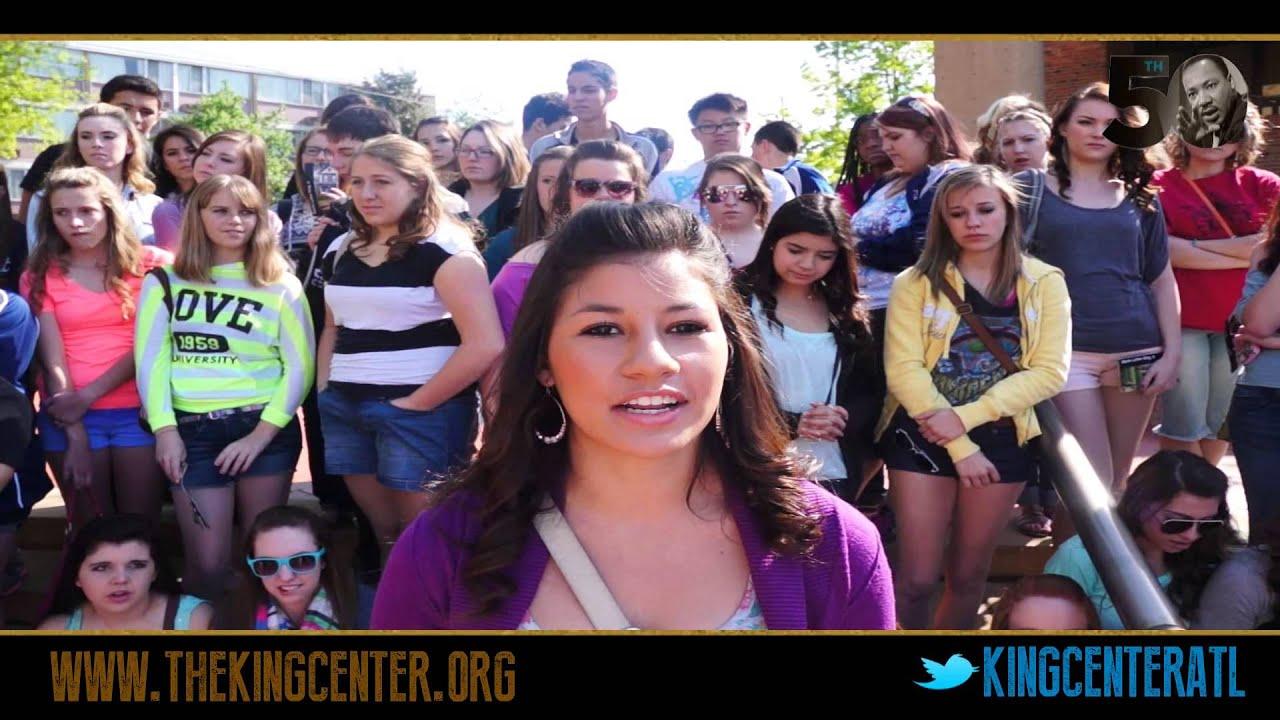La Cueva High School Choir Tours The King Center