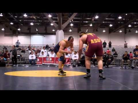 Levi Cooper - Cliff Keen Invite Semifinals