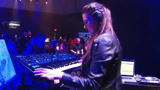 NAMM 2018 - Roland System-8 Jam with Sherry St  Germain