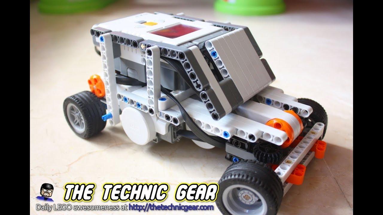 Project Nxt Robot Designs Race Cars