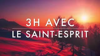 3H AVEC LE SAINT ESPRIT - Adoration au Piano l Instrumentale au Piano l Louanges screenshot 3