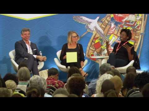 Jacqueline Woodson & Jay McInerney: 2016 National Book Festival