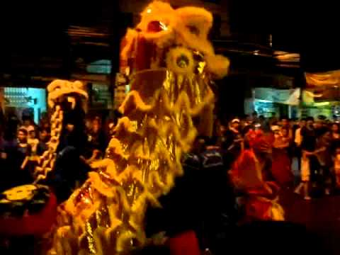 Múa lân Tết Trung thu Hải Phòng- Minh Tân Đường [part 1]