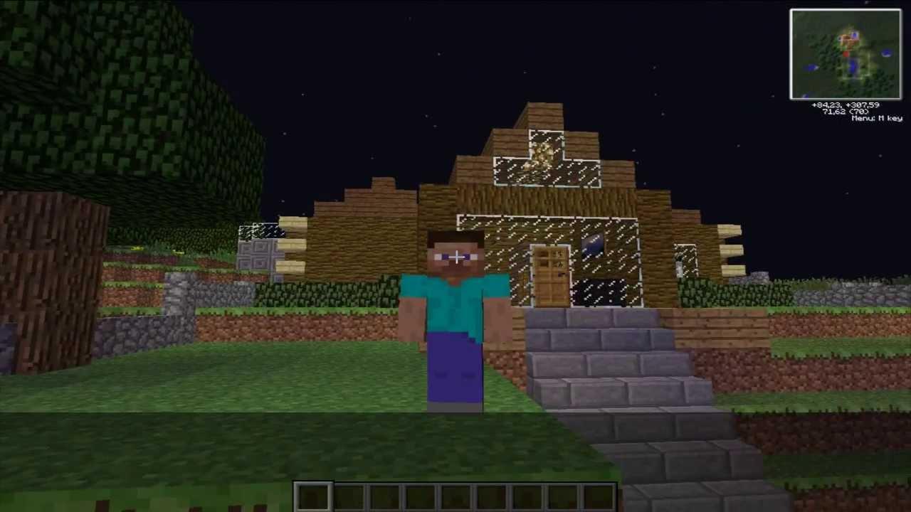 Zona minecraft serie de casas la casa rural by kendall - Casa rural en rupit i pruit ...
