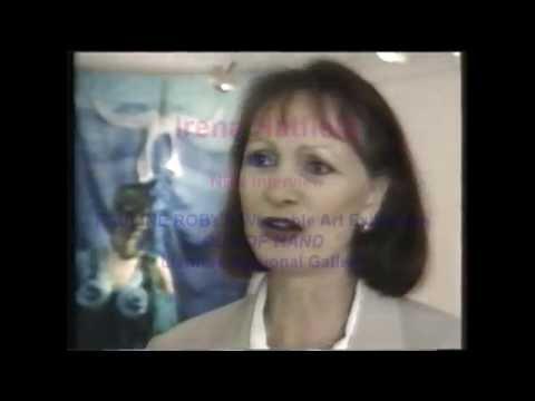 IRENA HATFIELD 1997 NBN Television Interview Pauline Roby