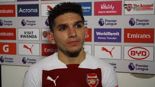 Torreira: I work really hard in the week to make these moments happen