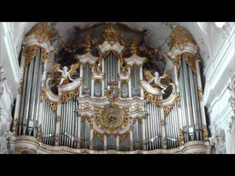 Abteikirche Amorbach 2017
