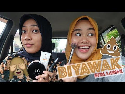 GRWM, QNA + BIYA LAWAK | FATYABIYA