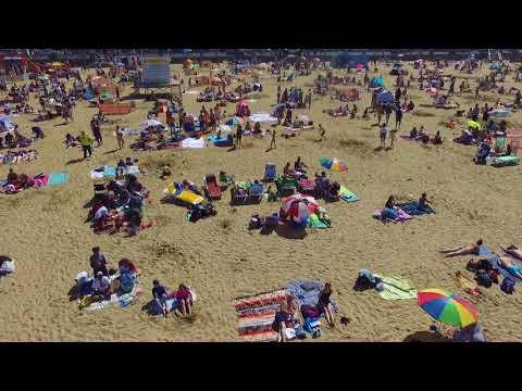 Margate Beach May 2018