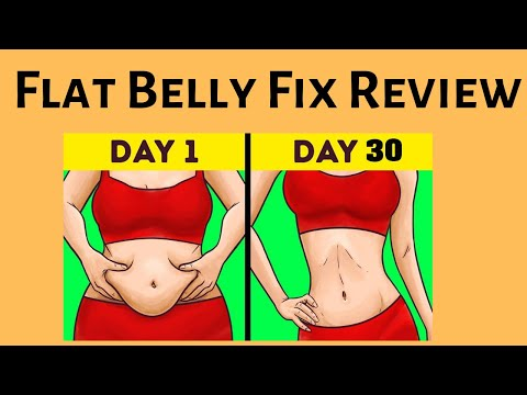 flat-belly-fix-review---does-it-work?
