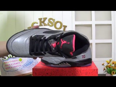 """factory price 0db29 a7581 Authentic Air Jordan 5 """"Neymar"""" Review From Www.Kicksolo.Cn - YT"""