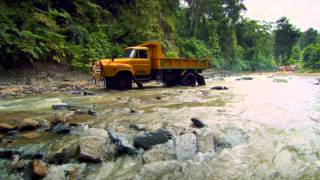 Top Gear - Burma Special, Part 1
