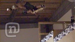 Tony Hawk, Jason Ellis & Danny Way Vert Skate Session @ Armageddon Ramp: Back In The Day