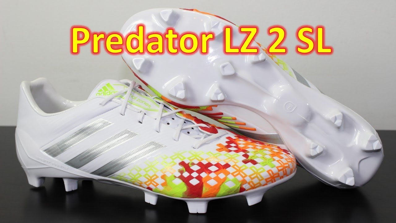 best authentic b6344 f277c Adidas Predator LZ 2 SL Firm Ground Review - Soccer Reviews ...
