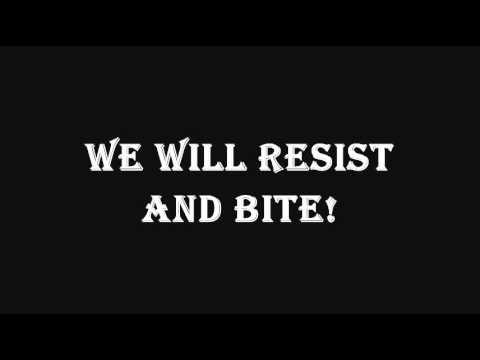 Sabaton   Resist and Bite lyrics video