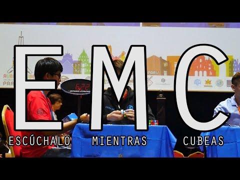 EMC 6.0 | Cómo conseguir patrocinio, Torneos en México, MoYu/QiYi/Gan/YuXin