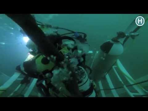 Hughes SSE Offshore Diving