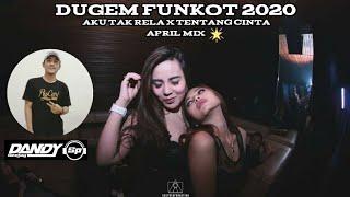 Download DJ AKU TAK RELA X TENTANG CINTA CLOSING FUNKOT 2020 [DJ DANDYSP]