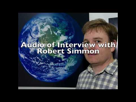 "Robert Simmon ""Mr. Blue Marble"""