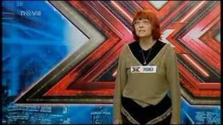 X-factor - Vera Helena Jezkova