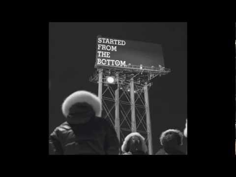 Started From the Bottom - Drake (Official Instrumental)