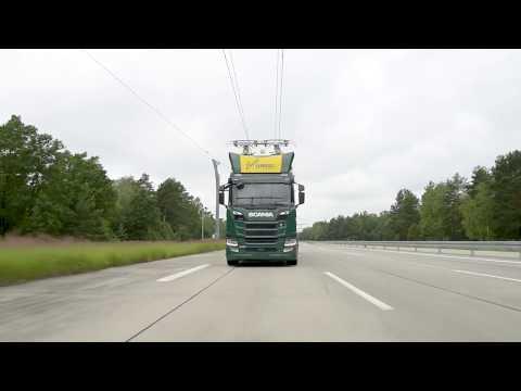 Brebemi lancia l'autostrada elettrica in Italia, con Siemens e Scania
