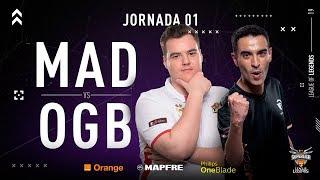 MAD LIONS E.C. VS ORIGEN BCN   Superliga Orange League of Legends   Jornada 1   Temporada 2019