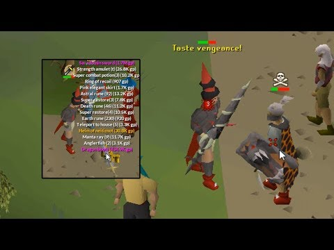 OSRS - Pking With Random Gear Ep. 20