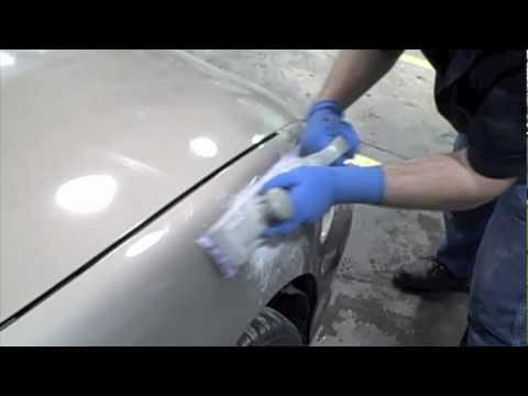 DIY- (How To Fix Dents In Your Car), Spread Body Filler, and