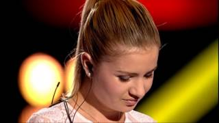 Ana Maria Andrei - Stay (Rihanna) - Vocea Romaniei 2014- Auditii pe nevazute Ep. 2