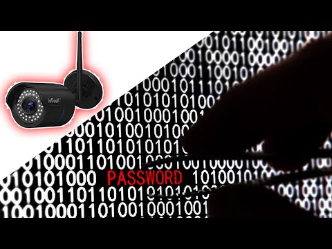 Hack ip camera easy way - YouTube