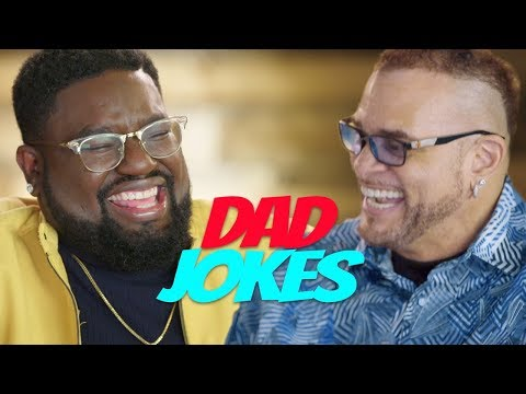 Dad Jokes  Lil Rel vs. Sinbad Sponsored by