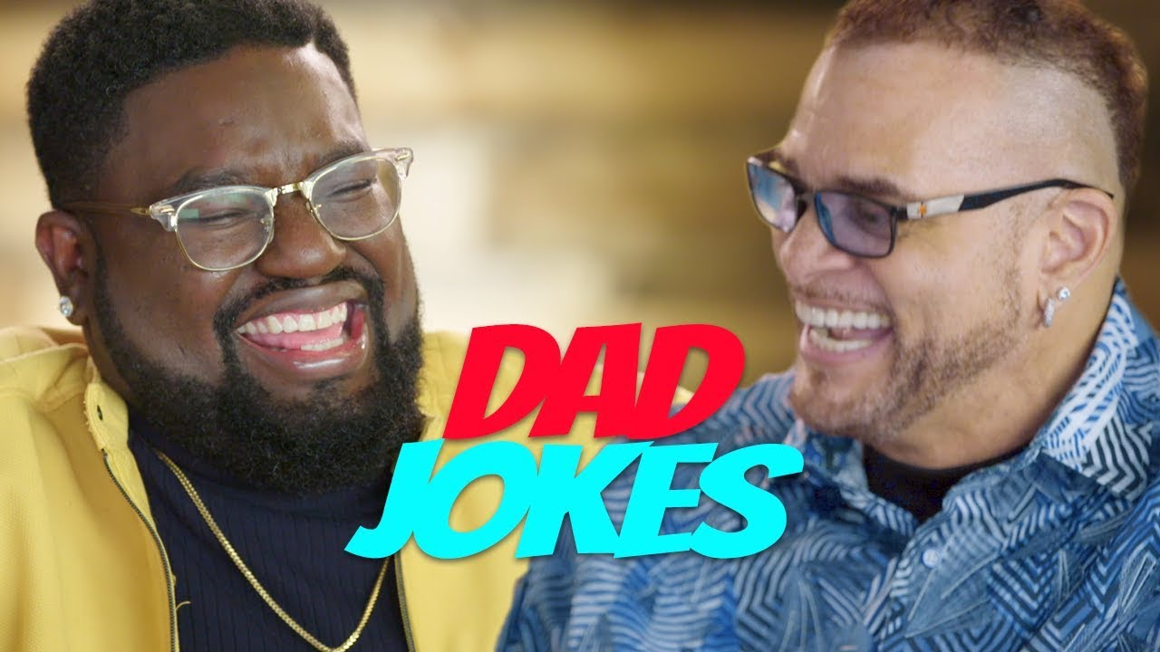 "Dad Jokes | Lil Rel vs. Sinbad (Sponsored by ""Rel"")"