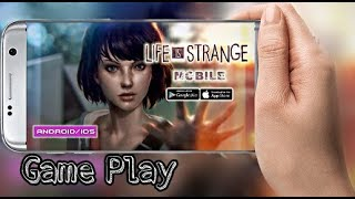 LIFE IS STRANGE ANDROID GAME PLAY (Office )AND DOWNLOAD Link