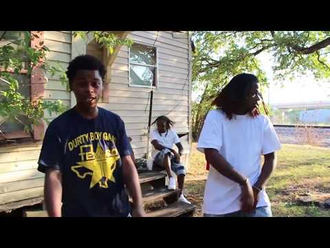 DFMBG Texaco x CeezTooG - YungAssNigga (Official Video) Shot By. @btm_terrence