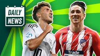 Fernando Torres beendet seine Karriere! Neymar will PSG verlassen! Ödegaard zu Leverkusen?