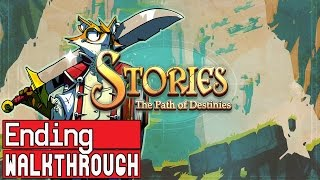 Stories The Path of Destinies Gameplay Walkthrough Part 4 Ending - No Commentary FULL GAME