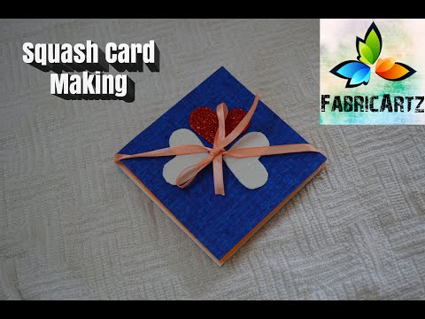 DIY/Squash Card Making/Scrapbook or card Ideas..