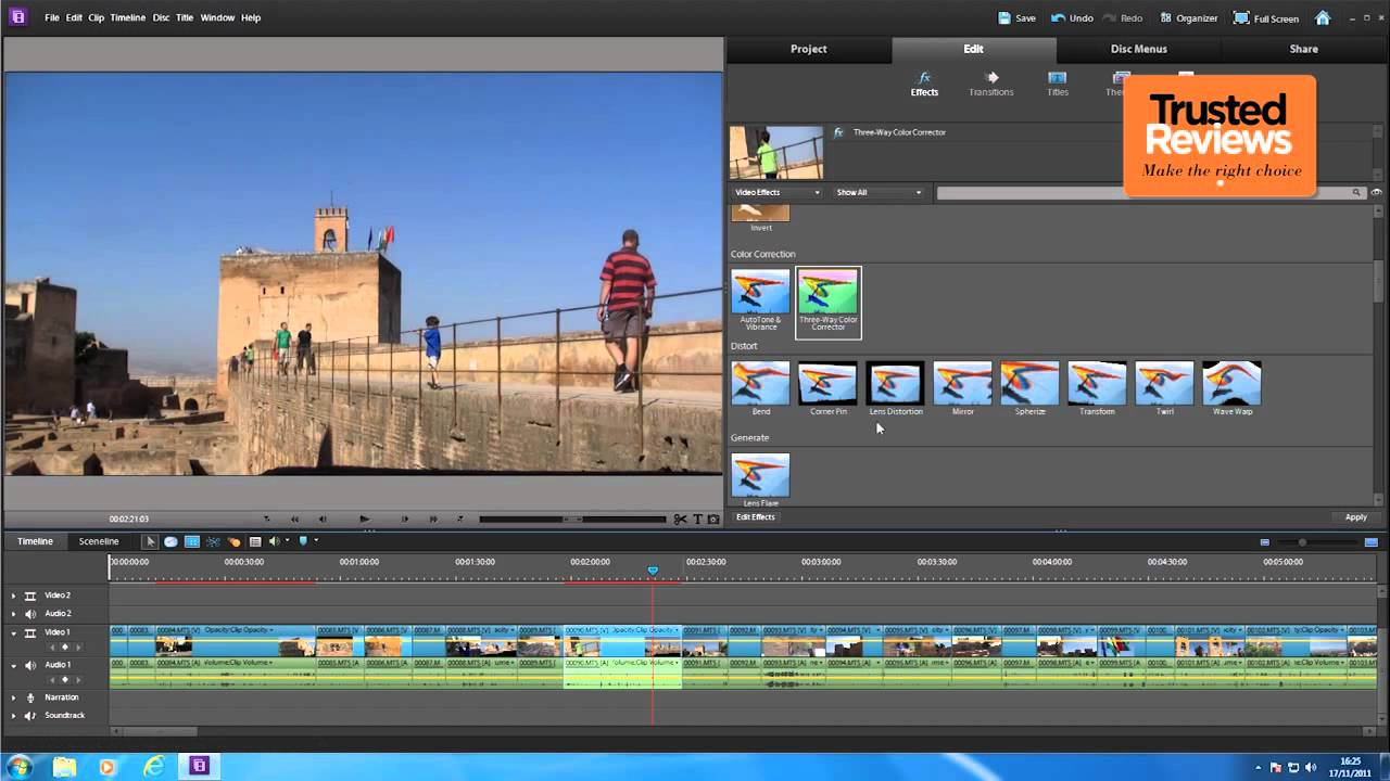 Adobe Premiere Elements 10 review - YouTube