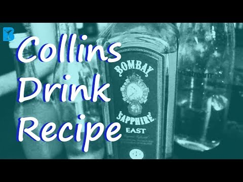 """""""What's A Tom Collins?"""""""