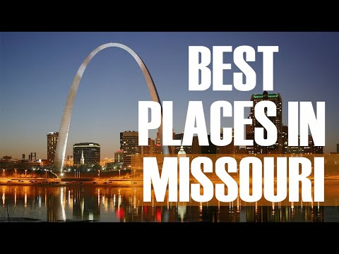10 Best Travel Destinations in Missouri USA