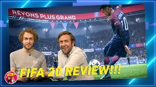 FIFA 20 REVIEW! || TWEE PLAYERS