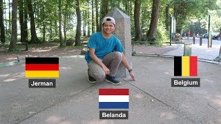 Download Video Titik Tiga Negara (Jerman, Belanda & Belgium) MP3 3GP MP4