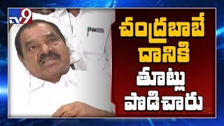 AP Excise Minister K Narayana Swamy comments on Chandrababu and TDP - TV9