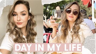 Day in the Life Home Vlog & GRWM!