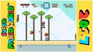 Praia De Copacabana | Super Mario World Hack