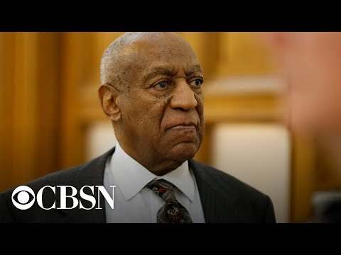 Bill Cosby sentenced to three to 10 years in prison for sex assault