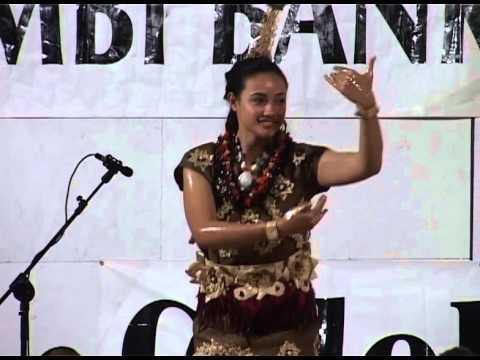 Tongan Tau'olunga Miss Bou's Fashion - Diamond Langi
