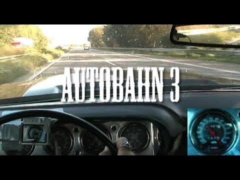 70 Dodge Challenger On Autobahn (DE), 3