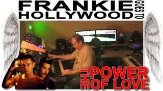 Frankie Goes To Hollywood - The Power Of Love ( FGTH Christmas Song ) Cover SYNTH REMIX Live